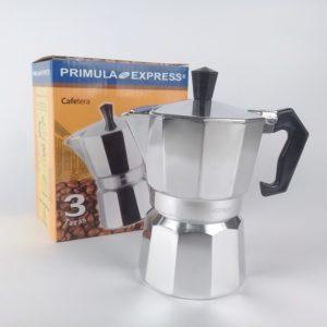 Caféteras Italianas Primula Express 3 Tazas