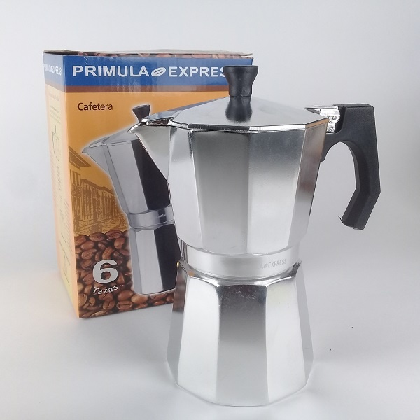 Caféteras Italianas Primula Express 6 Tazas
