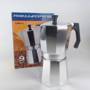 Caféteras Italianas Primula Express 9 Tazas
