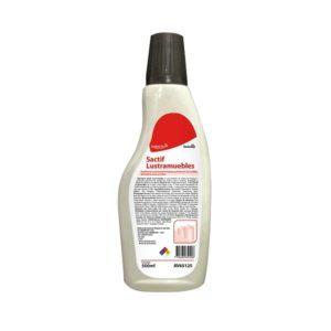Lustramuebles en crema para limpieza y proteción por de la madera diversey