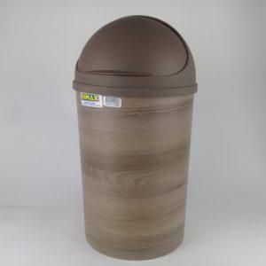 Papeleras Plástica Con Apariencia Madera Rimax barranquilla