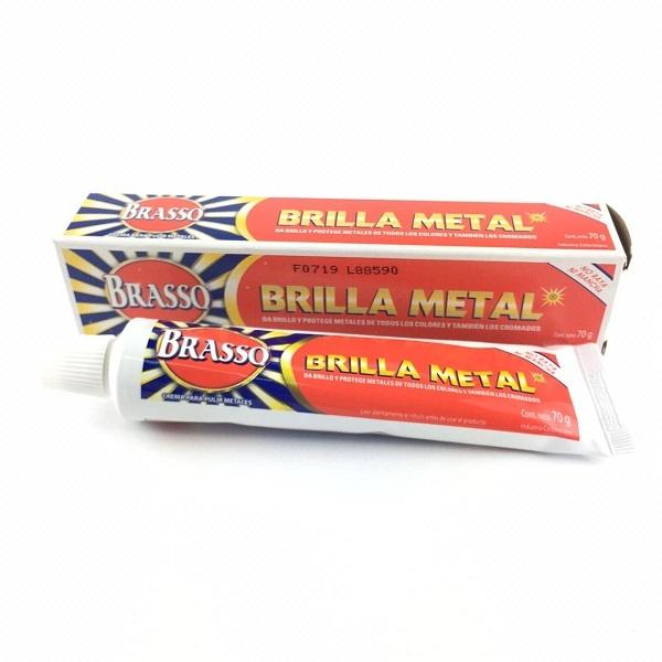 Brilla Metal En Crema Precio