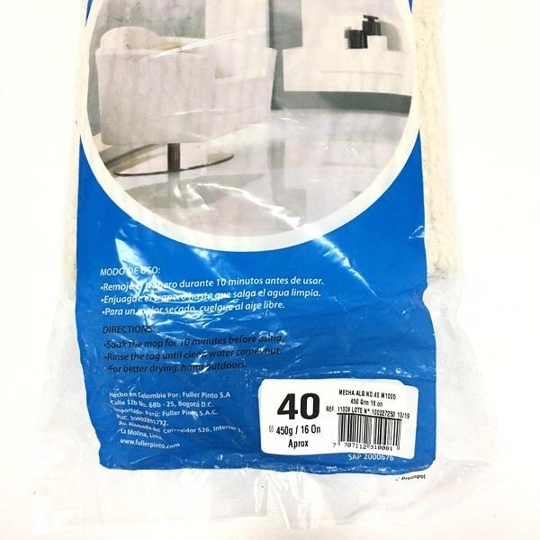 Mechas de 450 gramos en algodón barranquilla