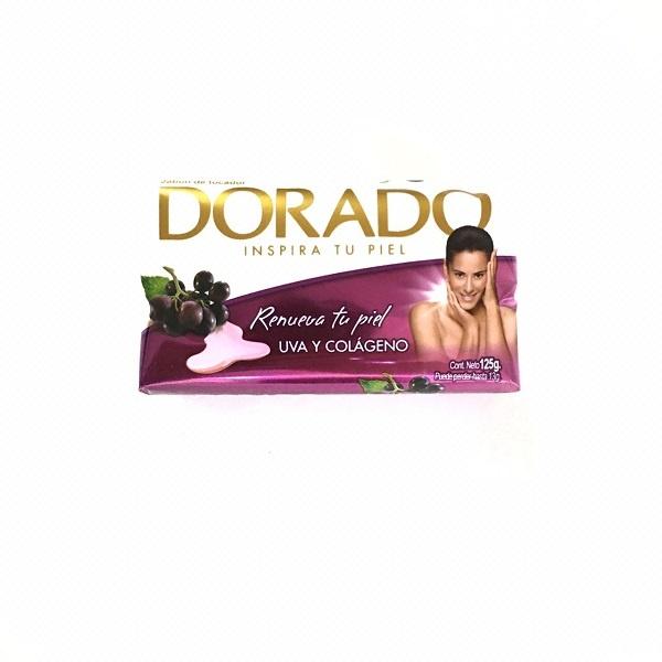 Jabón de tocador de uva y colageno Barranquilla