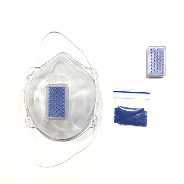Tapabocas reutilizable con filtro domiciiios