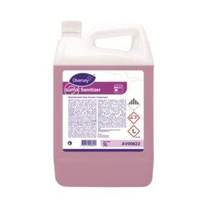 desinfectante amonio cuaternario diversey