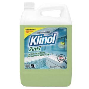 Limpiador desinfectante klinol 2 en 1 Barranquilla