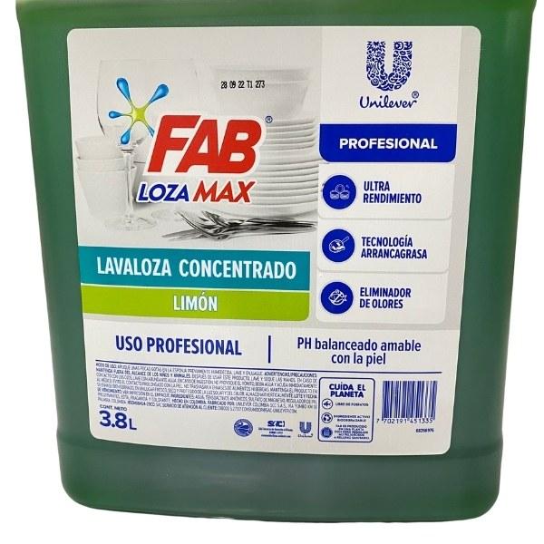 fab lozamax pro unilever